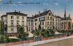 Krankenhaus der Barmherzigen Brüder (Petruskrankenhaus) um 1905, Bildnummer: bbv_01245
