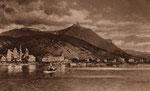 Königswinter, Heliochgravure um 1905, Bildnummer: bbv_01009