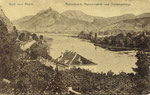 Rolandseck um 1900, Bildnummer: bbv_00996