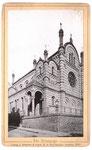 Synagoge am Rhein (Foto: 1891), Bildnummer: bbv_00865