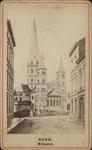 Am Neutor, Fotografie um 1880, Bildnummer: bbv_00651