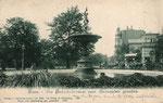Kaiserplatz um 1900, Bildnummer: bbv_01073