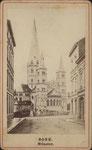 Münsterkirche um 1892, Bildnummer: bbv_00651