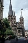 Martinsplatz, Dia um 1965, Bildnummer: bbv_00705