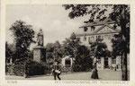 Münsterplatz um 1910, Bildnummer: bbv_00238