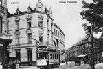 Kölnstraße um 1910, Bildnummer: bbv_00570
