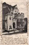 Altes Sterntor um 1903, Bildnummer: bbv_01229