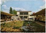 Stadttheater, Farbfotografie um 1953, Bildnummer: bbv_00429