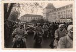 15. Dezember 1950, Bundespräsident Heuss bezieht seinen Amtssitz (Villa Hammerschmidt), Bildnummer: bbv_01172