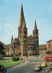 Martinsplatz um 1955, Bildnummer: bbv_00398
