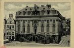 Altes Rathaus um 1910, Bildnummer: bbv_00737