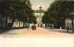 Koblenzer Straße (heute: Adenauerallee), Heliochromdruck um 1905, Bildnummer: bbv_01069
