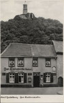 Zur Lindenwirtin Aennchen in Godesberg, um 1925, Bildnummer: bbv_00173