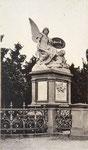 Kriegerdenkmal auf dem Alten Friedhof, Bildnummer: bbv_00135