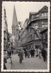 Remigiusstraße, Fotografie 1950, Bildnummer: bbv_01204