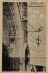 Das Bröckemännche an der alten Rheinbrücke, Bildnummer: bbv_00256