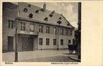 Ehemaliger Boeselagerhof, seit 1928 Jugendheim, 1944 zerstört, Aufnahme um 1930, Bildnummer: bbv_00864