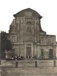 Stiftsplatz, Fotografie um 1870, Bildnummer: bbv_01090