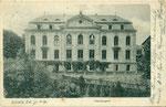 Ehem. Oberbergamt, jetzt Institut für Geschichtswissenschaft, um 1905, Bildnummer: bbv_00709