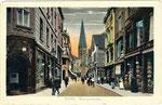 Remigiusstraße, Heliochromdruck um 1915, Bildnummer: bbv_00438