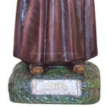 statua San Padre Pio cm 90 -base