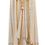 statua Madonna di Fatima in legno - busto