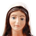 statua Sacro Cuore di Maria cm 30 - volto