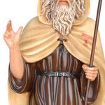 statua Sant' Antonio Abate cm 130 - mani