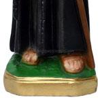 statua San Francesco di Paola cm 22 - base