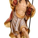 statua Gesù risorto in legno - busto