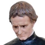 statua San Giovanni Bosco e Domenico Savio cm 118 - volto