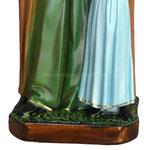 vendita statua Sant ' Anna cm. 60 in resina - base