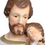 statua San Giuseppe cm. 40 - volto