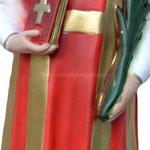 statua San Lorenzo cm 45 - mani
