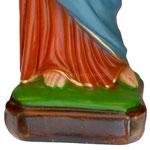 statua Madonna delle Grazie cm 55 - base