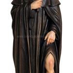 statua San Peregrino in legno - busto