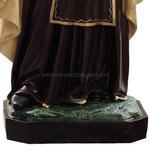 statua Madonna del Carmine cm 170 - base
