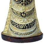 statua Madonna di Loreto cm 30 - base