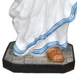 statua Madre Teresa di Calcutta cm 150 - base