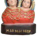 busto Madonna dell' Arco cm 20 - base
