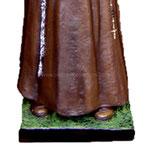 statua San Padre Pio cm 135 -base