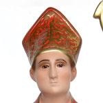statua San Gennaro cm 75 - volto