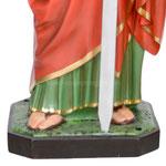statua San Paolo cm 100 -base