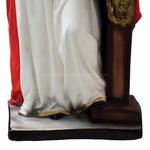 statua Santa Cecilia cm 40 - base
