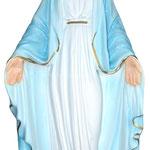 statua Madonna Miracolosa cm 30 - mani