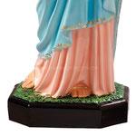 statua Sacro Cuore di Maria cm 110 - base