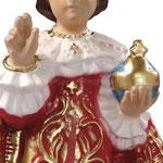 statua Gesù Bambino di Praga cm 30 -mani