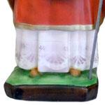 statua San Nicola cm 42 -base