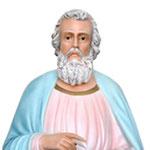 statua San Marco Evangelista cm 160 - volto