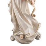 statua angelo gloria  - piedi